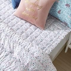 샤르르 몰리 60수 아사면 침대패드 퀸 160x205