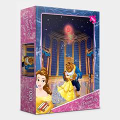 직소퍼즐 1000피스 디즈니 미녀와 야수 D1009