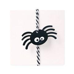 할로윈 거미 [텍] (10개)
