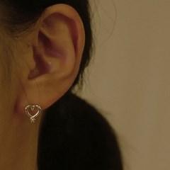 Heart Petit Earring