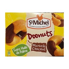 생미셸 마블 쇼콜라 도넛 180g (6개입 x 30g)