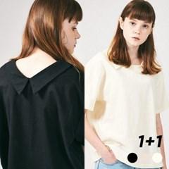 (1+1) 프론리어 카라 티셔츠 3COLOR_(786032)