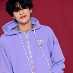 NEONDUST. Hood Jumper PURPLE