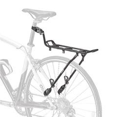 아이베라 짐받이 설치 홀 구멍 없는 자전거용 자전거 클램프 짐받이