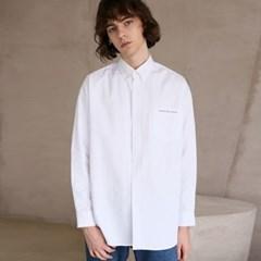 코튼 트윌 셔츠 #29 WHITE_(1272406)