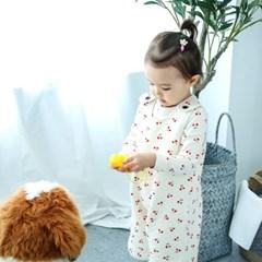 [루(Roo)] 수면조끼_체리