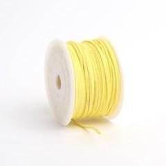 샤무드 끈 30M - 옐로우