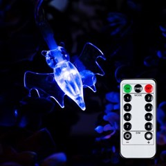 어반 LED 할로윈 장식 소품 조명 박쥐 가랜드 무드등 30_(1388487)