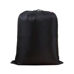 다용도 옷 이불 의류 장난감 정리 보관 함 블랙 대형_(1332682)