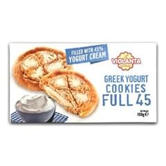 바이올란타 요거트크림 쿠키 150g