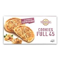 바이올란타 피넛버터크림 쿠키 150g