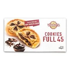 바이올란타 초콜릿크림 쿠키 135g