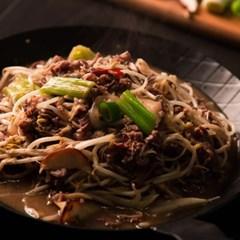 소고기 숙주볶음 쿠킹박스(2~3인분)