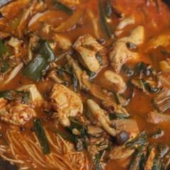 닭갈비전골 쿠킹박스 (2~3인분)