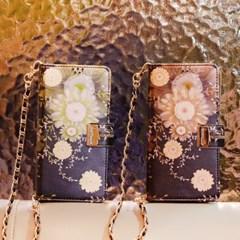 갤럭시A90 5G (A908) Encanto-Chic2-H 지퍼 지갑 다이어리 케이스