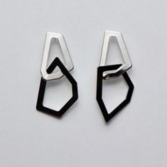 Sharp Ring Earring