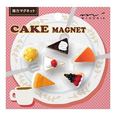 MINI MAGNET (6pcs) - 케이크