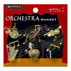 MINI MAGNET (6pcs) - 오케스트라