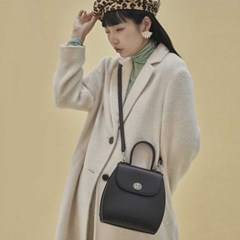 Chloe vintage shoulder bag_black