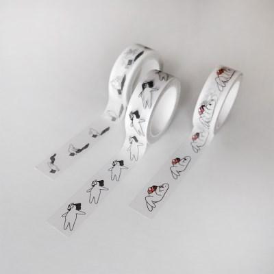 Masking tape White ver.