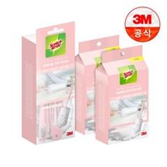 [3M]뉴 화장대용 먼지떨이 핸들+리필 5입_(2118246)