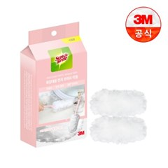 [3M]뉴 화장대용 먼지떨이 리필 2입_(2118245)