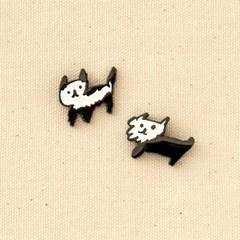 [AIUEO] AIUEO Pin Badge (5종)