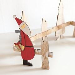 싼타트리 울타리 90x30cm 크리스마스 트리 TROMCG_(1462742)