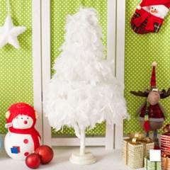 밍크트리75cm 트리 미니 장식 소품 크리스마스 TRHMES_(1462397)