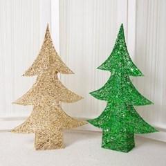 럭셔리철재트리 60cm 미니 트리 크리스마스 TRHMES_(1462392)