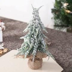 스노우주머니트리 27cm 미니 트리 크리스마스 TRHMES_(1462390)