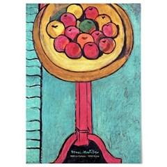 패브릭 포스터 사과 돈들어오는 그림 액자 앙리 마티스 63