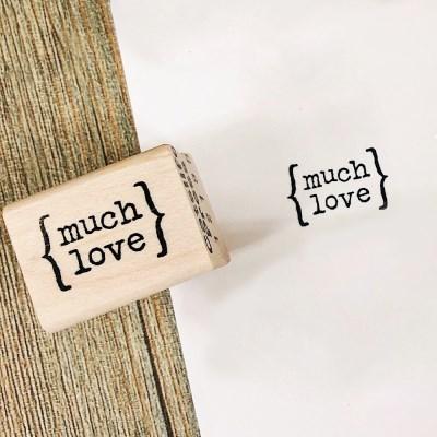 {much love}