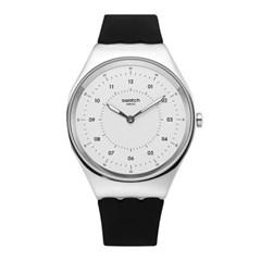SWATCH 스와치 SYXS100 공용 쿼츠 실리콘 시계_(1145350)