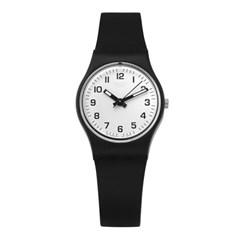 SWATCH 스와치 LB153 여성용 쿼츠 실리콘 시계_(1145358)