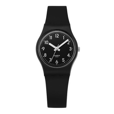 SWATCH 스와치 LB170E 여성용 쿼츠 실리콘 시계_(1145359)