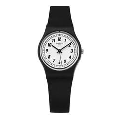 SWATCH 스와치 LB184 여성용 쿼츠 실리콘 시계_(1145360)