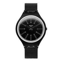 SWATCH 스와치 SVOB100M Swatch Skinotte 남녀공용 메탈_(1145372)