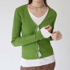 golgi slim fit cardigan (3colors)_(1337827)