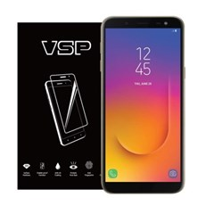VSP 갤럭시J6 2018 2.5D 강화유리 필름1매 화이트
