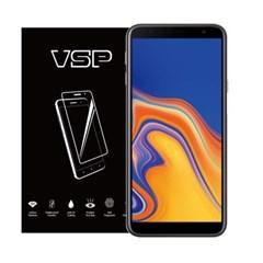 VSP 갤럭시J4플러스 2.5D 강화유리 액정필름 1매 블랙
