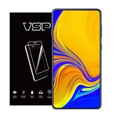 VSP 갤럭시A90 2.5D 강화유리 액정보호필름 1매 블랙