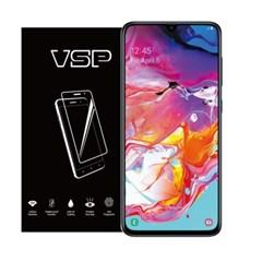 VSP 갤럭시A70 2.5D 강화유리 액정보호필름 1매 블랙