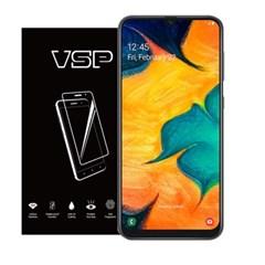 VSP 갤럭시A30 2.5D 강화유리 액정보호필름 1매 블랙