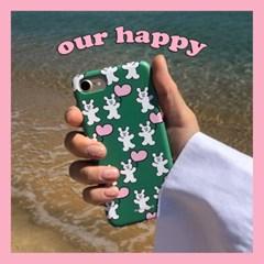 [뮤즈무드] our happy 아이폰케이스