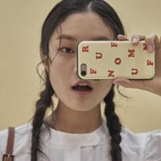 Signature card phone case
