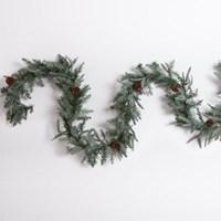 고급 그레이가렌드 270cm 트리 크리스마스 TRWGHM_(1463855)