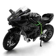 1:12 가와사키 닌자 H2R 오토바이 미니카