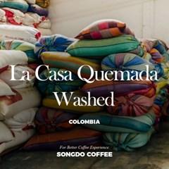 콜롬비아 라 카사 퀘마다 200g (Colombia La Casa Quemada)