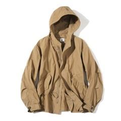 Explorer Hood Jacket Camel